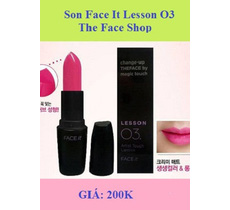 16 Bán buôn bán lẻ son Sivanna, The Face Shop, Tony Moly, Missha,100AUTHENTIC