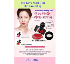 11 Bán buôn bán lẻ son Sivanna, The Face Shop, Tony Moly, Missha,100AUTHENTIC