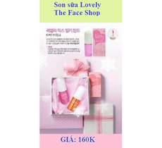 10 Bán buôn bán lẻ son Sivanna, The Face Shop, Tony Moly, Missha,100AUTHENTIC
