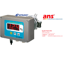 In line Refractometers   Atago