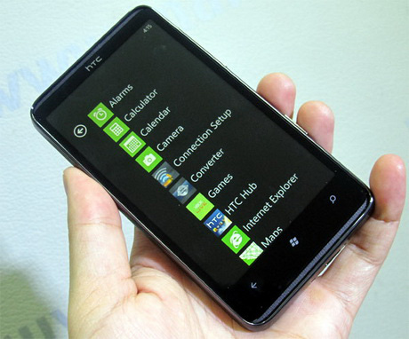 so sánh htc hd7 với sky a760 | Yes09.